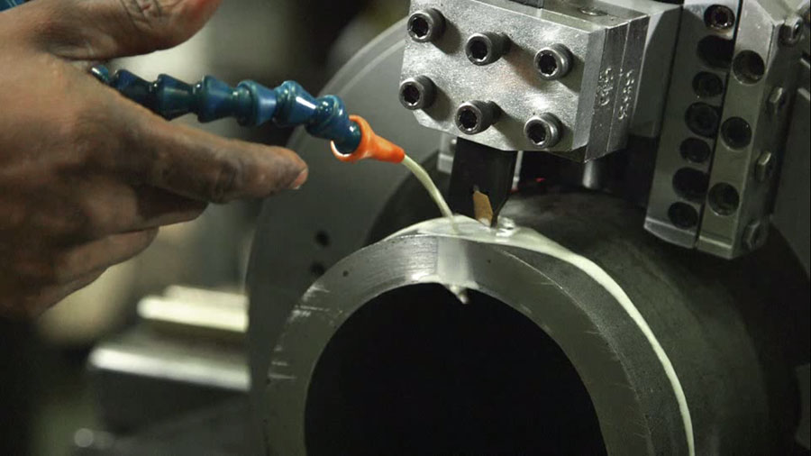 Pipe Grooving Machine